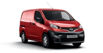 VEHICULES UTILITAIRES NISSAN NV 200