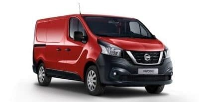 VEHICULES UTILITAIRES NISSAN NV300