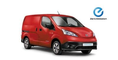 VEHICULES UTILITAIRES NISSAN NV200